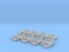 1/2256 Revell Venator Turret Bays 3d printed