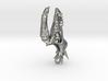 Stygimoloch Dinosaur Skull Pendant 3d printed
