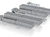 Dachteile RW3 DUS 2Stck 3d printed