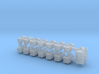 1/35 and 1/16 AN/VIC-3(V) Intercom set MSP35-002 3d printed