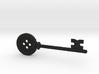 Button Key  (Coraline, 2009) 3d printed