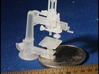 Radial Drill Press HO Scale 3d printed