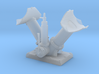 1/72 IJN Y Depth Charge Launchers 3d printed