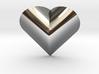 Heartpeach Pendant 3d printed