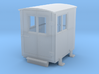 Southern Ry. Doghouse for Small Tenders - O scale 3d printed