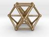 Vector Equilibrium - Cube Octahedron 3d printed