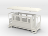 OO9 4w Tramway coach 3d printed