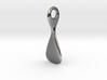 Pebble Pendant 2.5cm tall 3d printed