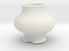 Printle Thing Pottery 01 - 1/24 3d printed