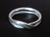 Eternity-ring 3d printed