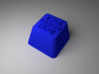 Customisable Cherry MX Keycap 3d printed Create your very own Cherry MX keycap design!