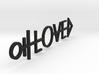 Love Charm 3d printed