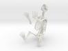 Nandi Bear Skeleton 3d printed