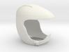 Viper Pilot Helmet (Battlestar Galactica TRS), 1/6 3d printed