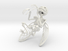 Tooth Fairy Skeleton 3d printed