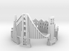 SanFrancisco 8 3d printed