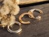 M Ring 3d printed
