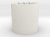 Barrel Plug 1/2 3d printed