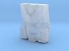 Hubcap Face (Titans Return) 3d printed