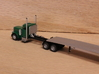 1:160 N Scale Headache Rack for Semi Tractors 3d printed