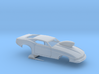 1/43 1970 Pro Mod Mustang With Scoop 3d printed