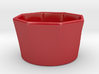Stackable Autumn Soup Bowl 3d printed