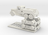 1/144 Kaelble with Culemeyer tank transporter 3d printed