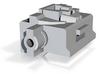 Combiner Wars Hot Spot to Titan Master Neck Adapto 3d printed