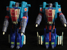 Transformers 3x Turbomaster Missile 3d printed