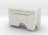 1/87 KME Camden engine body w/ ladder rack v2 3d printed