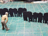 1-64 Cattle  2017.01.22 3d printed