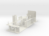 1/50th Interior for Hydraulic Fracturing data van  3d printed
