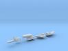 1:350 Scale USS John C. Stennis 2007-2013 Update S 3d printed