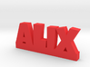 ALIX Lucky 3d printed