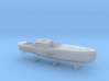 1/96 DKM Boat 9m Captain's Gig 3d printed