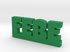 FEBE Lucky 3d printed