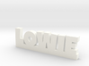 LOWIE Lucky 3d printed