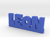 LEON Lucky 3d printed