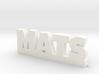 MATS Lucky 3d printed