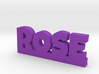 ROSE Lucky 3d printed