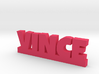 VINCE Lucky 3d printed