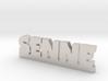 SENNE Lucky 3d printed