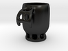 Ghost Coffee Cup 3d printed