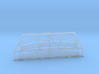 1:100 HMS Victory Stern Gallery Decoration 3d printed