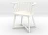 1:12 Chair no. 1 3d printed