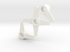 RUDERHEBEL TYP-A 3d printed