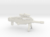 """DESIGNATOR-SV"" Transformers Weapon (5mm post) 3d printed"