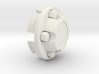 1:10 Flat Five Hubcap 3d printed