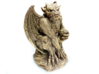 Cold Gargoyle  3d printed Front View