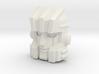 Stranglehold, Inner Robot Face (Titans Return) 3d printed